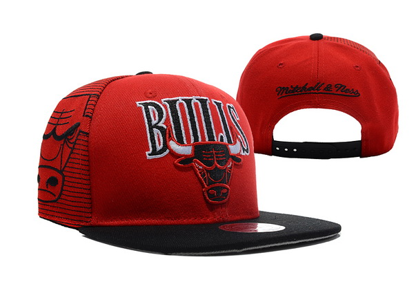 Chicago Bulls NBA Snapback Hat XDF283